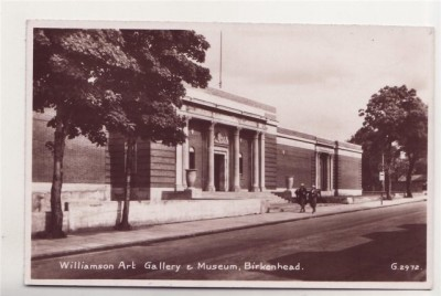 Williamson Art Gallery, Oxton