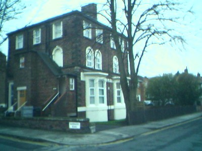 Mather Road, Oxton