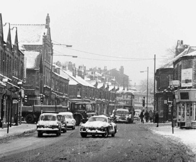 Borough Road 1969, Birkenhead