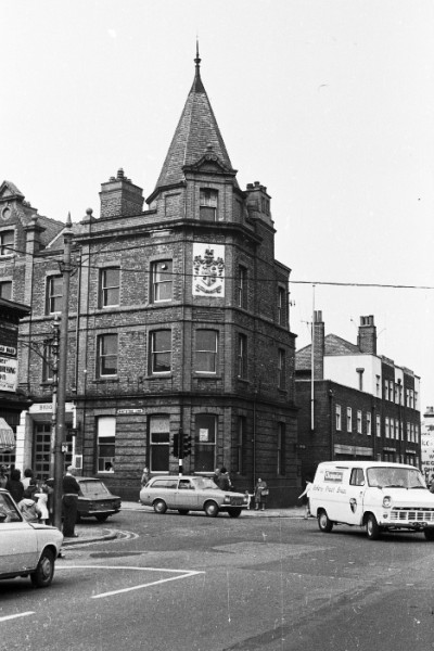 Fire Station, Birkenhead