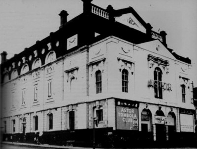 Astor Cinema, Birkenhead