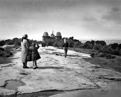 Bidston Hill and Observatory 1940, Bidston