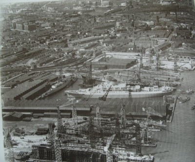 Aerial, Tranmere
