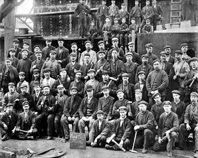 Cammell Laird 1901, Tranmere