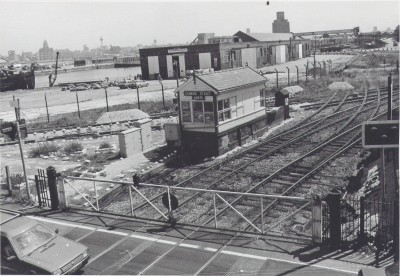 Canning Street North Signal Box, Birkenhead
