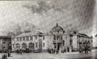 Carnegie (Central) Library, Birkenhead