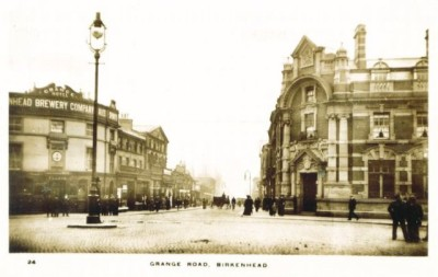 Charing Cross 1912, Town Centre
