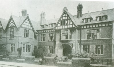 Childrens Hospital 1920, Oxton