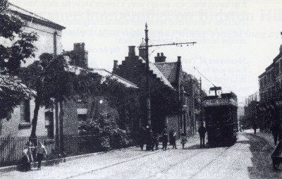 Church Road, Tranmere