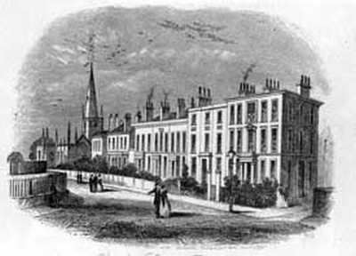 Church Street 1864 St Marys, Birkenhead