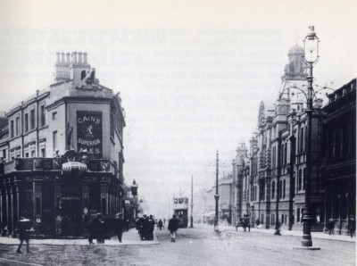 Conway Arms 1915, Town Centre