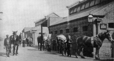 Corporation Road Stables, Birkenhead