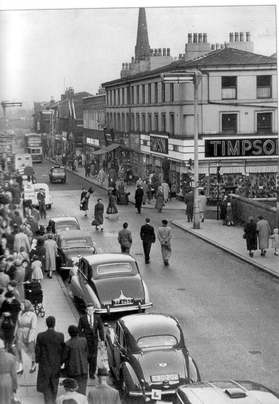 Grange Road and Horatio Street, Birkenhead
