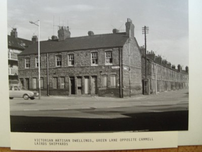 Green Lane and Chester Street, Tranmere