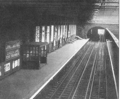 Green Lane Station, Tranmere