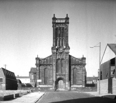 Holy Trinity Church, Birkenhead