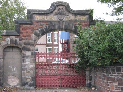 Wirral memories church road birkenhead for Catherines house