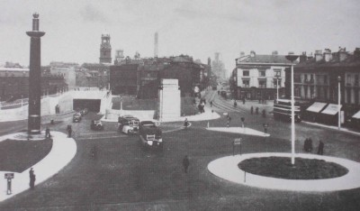 Kings's Square - Birkenhead (Queensway) Tunnel Entrance, Birkenhead