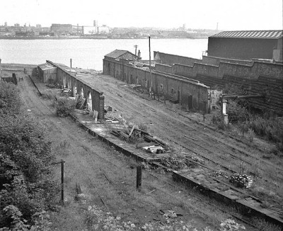 Monks Ferry Terminus 1965, Tranmere