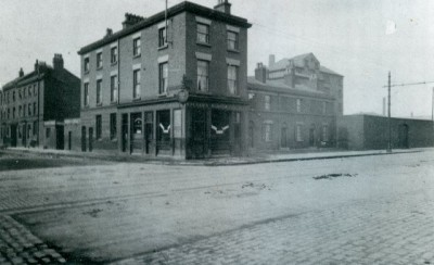 The Old English Gentleman, Birkenhead