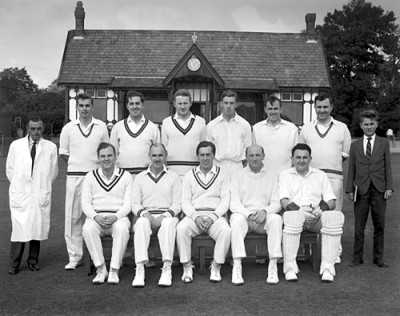 Oxton Cricket Club 1963, Oxton