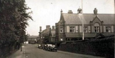 Oxton Conservative Club, Oxton