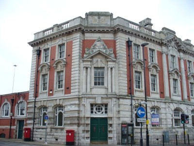 Post Office, Birkenhead