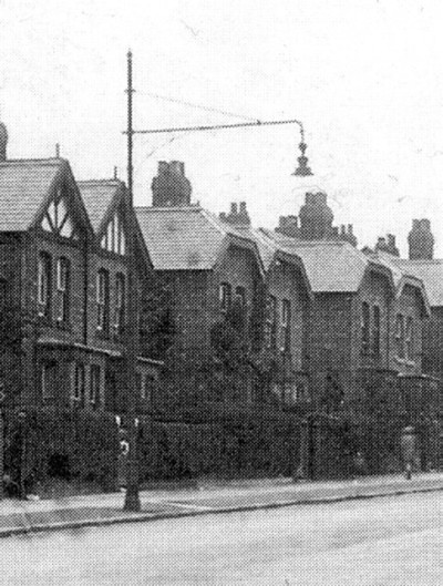 Woodchurch Road 1931, Prenton