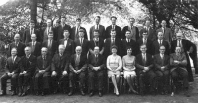 Rock Ferry High School Staff 1965, Rock Ferry