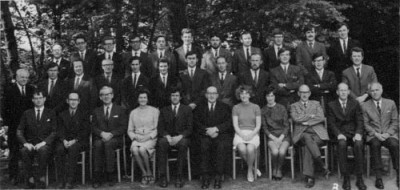 Rock Ferry High School Staff 1971, Rock Ferry