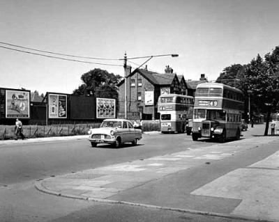 New Chester Road 1959, Rock Ferry