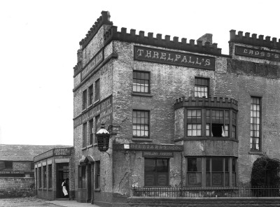 Royal Castle Hotel, Tranmere