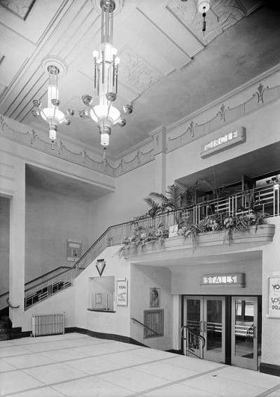ABC Savoy Cinema 1930's (Riley's Snooker - Rockies Gym), Birkenhead
